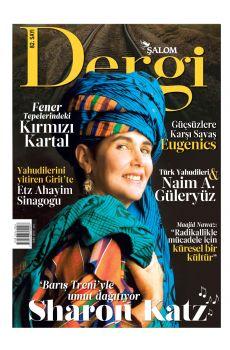 ŞALOM Dergi - Ekim 2018