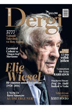 ŞALOM - Dergi Eylül 2016