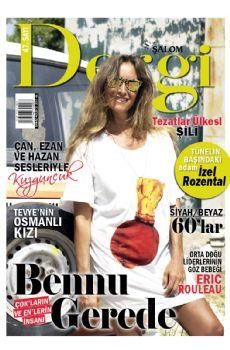 ŞALOM - Dergi Temmuz 2015