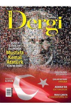 ŞALOM Dergi - Kasım 2017