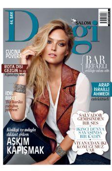 ŞALOM - Dergi Nisan 2015