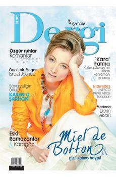ŞALOM Dergi - Mayıs 2018