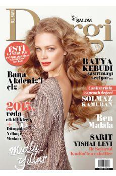 ŞALOM - Dergi Aralık 2015