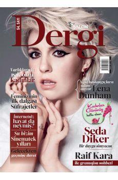 ŞALOM - Dergi Mart 2016