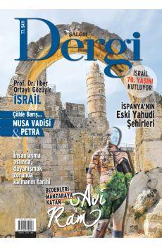 ŞALOM Dergi - Nisan 2018