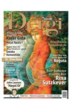 ŞALOM Dergi - Ekim 2017