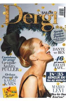 ŞALOM Dergi - Aralık 2013
