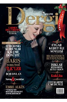 ŞALOM - Dergi Aralık 2016