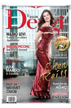 ŞALOM Dergi - Aralık 2017