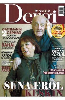 ŞALOM Dergi - Ocak 2014