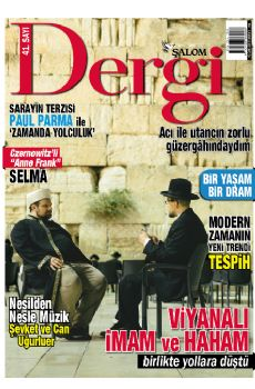 ŞALOM - Dergi Ocak 2015