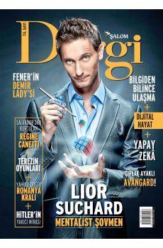 ŞALOM Dergi - Ocak 2018
