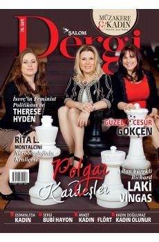 ŞALOM Dergi - Mart 2018