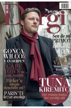 ŞALOM - Dergi Nisan 2016