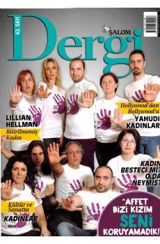 ŞALOM - Dergi Mart 2015