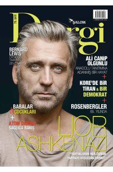 ŞALOM Dergi - Haziran 2018