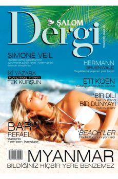 ŞALOM Dergi - Temmuz 2012