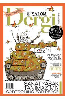 ŞALOM Dergi - Eylül 2012