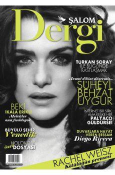 ŞALOM Dergi - Nisan 2013