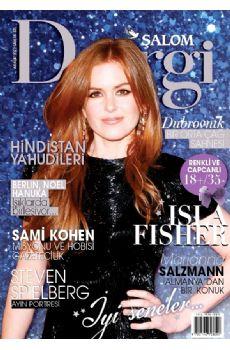 ŞALOM Dergi - Aralık 2012