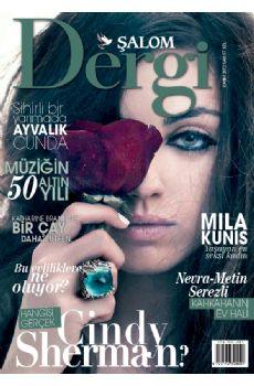 ŞALOM Dergi - Kasım 2012