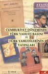 Cumhuriyet Dönemi Türk Yahudi Basını